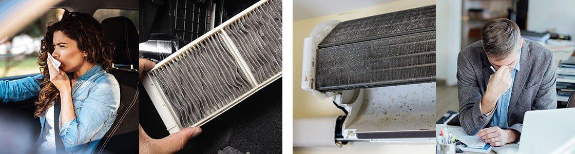 BACTAKLEEN : désinfectant air et surfaces